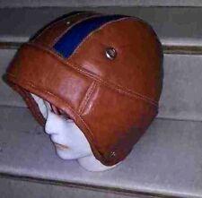 Vintage Style Leather football helmet
