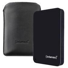 Intenso Memory Drive 2,5 Zoll 2TB externe Festplatte USB 3.0
