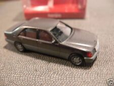 1/87 Herpa MB 600 SEL grausilber metallic grau 3094