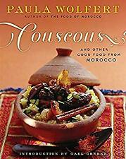 Couscous and Other Good Food from Morocco by Wolfert, Paula