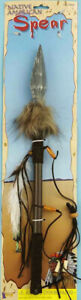 Native American Indian Pocahontas Costume Weopan Spear