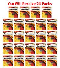 24x Panasonic CR-2 Lithium Battery CR2 CR-2PA 3V Fresh Photo Batteries