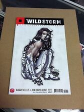 Wild Storm #1 2017 Jim Lee cover.First printing.