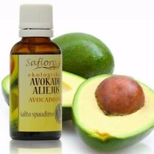 Avocado Oil Carrier 30ml/1.1oz | 100% Pure, Organic, Unrefined, Cold Pressed