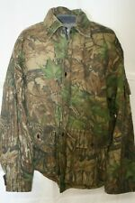 Pre-Owned 10X Brand W/ Thinsulate  Men's Realtree Camo Jacket