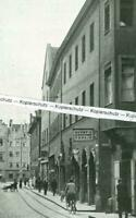 Regensburg : Handwerkskammer der Oberpfalz - um 1935       U 22-25