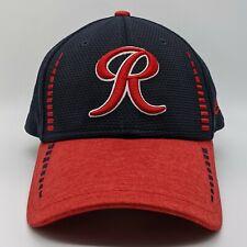 NEW ERA Tacoma Rainiers MiLB Embroidered Logo Hat 9FORTY Strapback Cap Blue Red