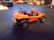 CORGI   > vintage .......repaint  & still   nice...1:64  , VW  beach buggy   # 2