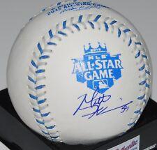 MATT HARRISON signed 2012 ALL STAR Major League baseball (TEXAS RANGERS) W/COA