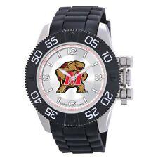 Game Time Men's Beast Japanese-Quartz Watch with Polyurethane Strap, Black, 20 (