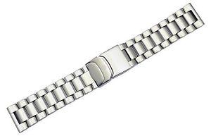 Genuine Luminox 3152 3182 Navy Seal Steel 23mm metal Bracelet Watch Band Strap