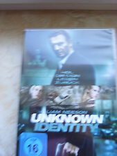 Unknown Identity (2011) DVD