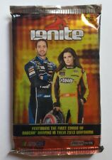 2013 Press Pass NASCAR Ignite Trading Card Pack Great Inserts & Autos Pos