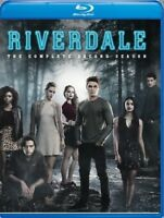 Riverdale: The Complete Second Season [New Blu-ray] Manufactured On Demand, Bo