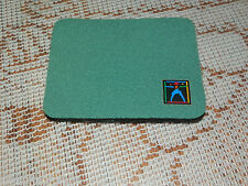 American Girl MOUSE PAD for MINI MACINTOSH COMPUTER (not incl) EC! Green Clean