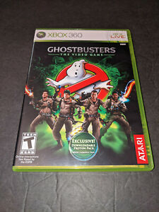 Rare Ghostbusters The Video Game - Xbox 360 Game - Complete & Tested