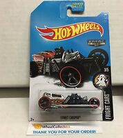 Street Creeper * ZAMAC * 2017 Hot Wheels * K4