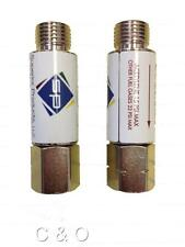 TORCH to HOSE FLASHBACK ARRESTOR SET - B SIZE - OXY ACETYLENE FBK-200 - SUPERIOR