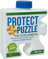 Protect A Puzzle Jigsaw Glue 236ml Preserve & Protect Your Masterpiece Hinkler