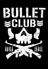 The Bullet Club Kenny Omega Young Bucks Villain Vinyl Car Decal NJPW Roh WWE