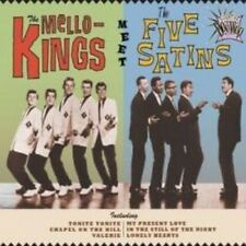 Mello-Kings,The/The Five Satins - Essential Do (NEW CD)