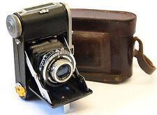 Balda Baldini obturador Prontor-s 35mm cámara de cine en muy buen estado con carcasa U1921