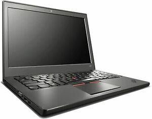 Notebook Lenovo Thinkpad X250 i5-5300U 2.9Ghz 240 GB SSD 8Gb WebCam 2 Batteria!!
