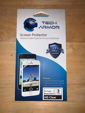 Tech Armor Apple iPhone 5 5S 5C Screen Protector