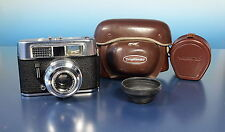 Voigtländer VITO CL Color-Skopar 2,8/50 Photographica Kamera vintage - (92600)