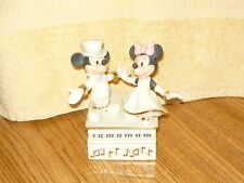 "Lenox Disney Music Treasure Box, ""Mickey's & Minnines Magical Dance"" 2004"
