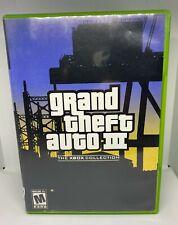Grand Theft Auto Iii (Microsoft Xbox, 2003) Gta 3