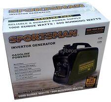 New Portable Power Generator Sportsman 1000 Watt Inverter Gas Powered