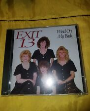 Exit 13 - Wind On My Back [CD] New and Sealed