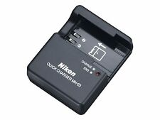 Caricabatterie Nikon MH-23 Orig. x EN-EL9 Reflex D5000 D3000 D60 D40X D40