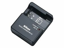 Chargeur de batterie Nikon MH-23 Orig. x EN-EL9 Reflex D5000 D3000 D60 D40X D40