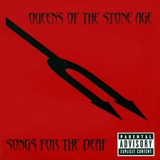 QUEENS OF THE STONE AGE CD - SONGS FOR THE DEAF [EXPLICIT](2002) - NEW UNOPENED