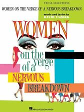 Women On The Verge Of A Nervous Breakdown Play Piano Guitar PVG Music Book