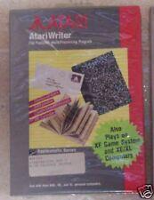 ATARI WRITER 400/800/XL/XE Cartridge NEW