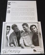 TOO MUCH JOY 'SON OF SAM I AM' 1988 PRESS KIT--PHOTO