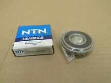 NIB NTN 6204LLBNR 2A BALL BEARING SEALED w/ SNAP RING 6204LLBNR2A 20x47x14 mm