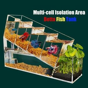 Creative Fish Tank Acrylic Self-circulating Filtration Ecological Aquarium Tank