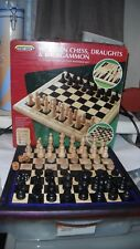 Wooden Chess Games Compendium