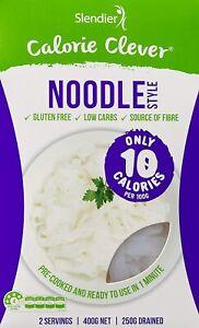 New Slendier Konjac Noodle, 6 x 400 g AU