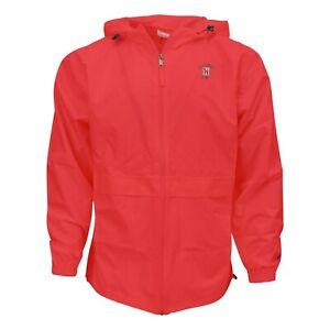Champion NCAA Haverford College Red Men's Packble Windbreaker Jacket