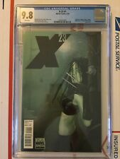 X-23 Women of Marvel One-Shot_CGC 9.8_2010_Wolverine, Jubilee app._WHITE pages