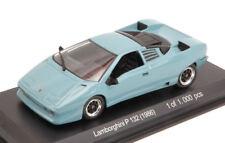 Lamborghini P132 1986 Cinderblue 1:43 Model WB510 WHITEBOX
