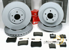 Mercedes C-Klasse S203 - Zimmermann Bremsscheiben Beläge Sensoren vorne hinten*