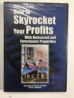 How To Skyrocket Your Profits (DVD) New Sealed