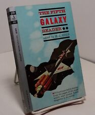 The Fifth Galaxy Reader edited by H L Gold - Pocket 6163