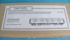 Caley Coaches Brass 4mm Kit CC26 Caledonian Railway 50' Corridor Full Brake